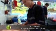 The Butcher Cooks Dinner