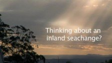 Thinking About an Inland Seachange?