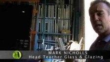 Demonstration of Glass & Glazing