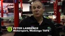 Motorsport at Wodonga TAFE
