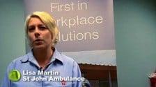 St Johns Ambulance Survival Skills