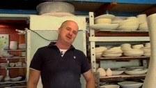 Fine arts in ceramic