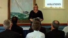 SkillsOne News: 2007 Trade Teachers of the Year Pass Title On