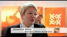 Get a Real Job! –  Service Skills Australia Panel Discussion