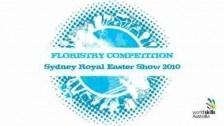WorldSkills Australia Nationals – Sydney 2010 – Floristry