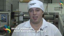 WorldSkills Australia Nationals – Brisbane 2010 – Retail Baking/ Bread & Pastry