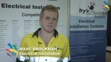 WorldSkills Australia Nationals – Brisbane 2010 – Electrical Installation