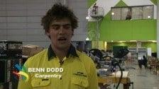 WorldSkills Australia Nationals – Brisbane 2010 -Construction Carpentry