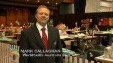 WorldSkills Australia Nationals – Brisbane 2010 – Day 1 – Blog – Mark Callaghan