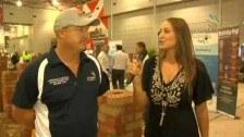 WorldSkills Australia National Competition – Brisbane 2010 – ABBTF Speed Bricklaying