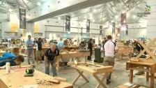 WorldSkills Australia Nationals – Brisbane 2010 – VETiS Construction