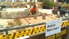 WorldSkills Australia Nationals – Brisbane 2010 –  Landscape construction