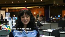 WorldSkills Australia Nationals – Brisbane 2010 – Business Services