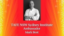 TAFE NSW Sydney Institute 120 year Ambassadors – Mark Best