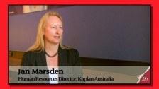 TAFE NSW Sydney Institute 120 year Ambassadors – Jan Marsden