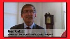 TAFE NSW Sydney Institute 120 year Ambassadors – Ken Cahill
