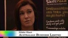 Australian Business Limited Apprenticeships Centre at Skillex NSW, 2011