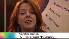 Atel Group Training at Skillex NSW, 2011