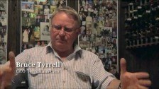 Bruce Tyrrell – CEO Tyrrell's Wines
