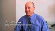 David Windsor – Department of Agriculture and Food