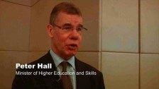 Peter Hall Speaks Group Training