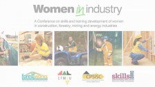 Women in the Forest, Wood, Paper and Timber Industries