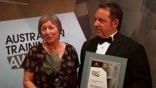 John Forrest Secondary College – MPA Skills Partnership win School Pathways to VET Award @ The Australian Training Awards 2011