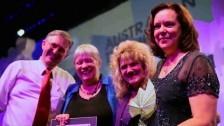 The Australian Training Awards 2011 @ The Brisbane Convention Centre