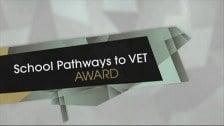 Australian Training Awards 2011 School Pathways to VET Award – John Forrest Secondary College
