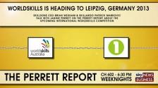 Brian Wexham & Patrick Markovic discuss WorldSkills on The Perrett Report