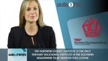 SkillsOne News: The Northern Sydney Institute, Part of TAFE NSW & TEDx