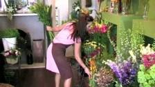 The Job I Love – Floristry