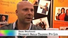 Diversity Skills Training at Skillex NSW, 2011