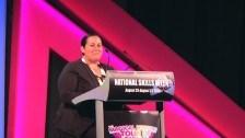 Markeeta Douglas speaks at the NSW National Skills Week Launch – Four Seasons Hotel, Sydney