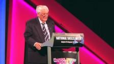 Bert Evans speaks at the NSW National Skills Week Launch – Four Seasons Hotel, Sydney