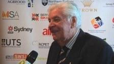Interview with Bert Evans – National Skills Week Gala DInner NSW 2014
