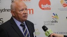 National Launch of National Skills Week 2014 – Warren Tapp