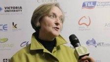 Victorian Launch of National Skills Week 2014 – Odile Higgins