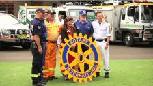 Rotary NSW Emergency Services Community Awards