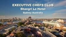 Executive Chefs Club, Shangri-La Hotel Sydney, Australia