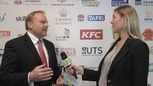 National Skills Week 2015: Victorian Launch Mark Callaghan