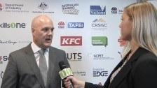 National Skills Week 2015: Victorian Launch Xavier Walsh