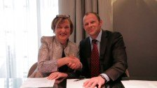 Rotary signs MOU with PCYC