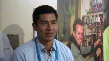 Carlos Kamus, Mechanical Services Draftsman