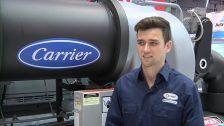 Ethan Kent, Refrigeration Mechanic