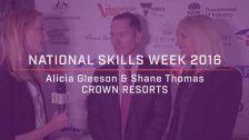National Skills Week 2016: National Launch Alicia Gleeson & Shane Thomas