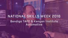National Skills Week 2016: National Launch Kangan Institute & Bendigo TAFE