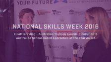 National Skills Week 2016: National Launch Elliott Grayling