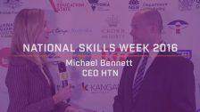 National Skills Week 2016: NSW Launch Michael Bennett