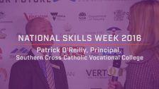 National Skills Week 2016: NSW Launch Patrick O'Reilly